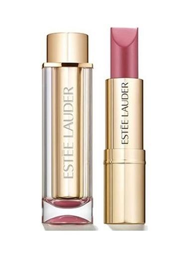 Estée Lauder Estee Lauder Pure Color Love Lipstick 430 Crazy Beautiful Ruj Pembe